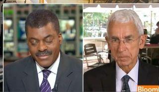 Laszlo on Bloomberg TV 20110916